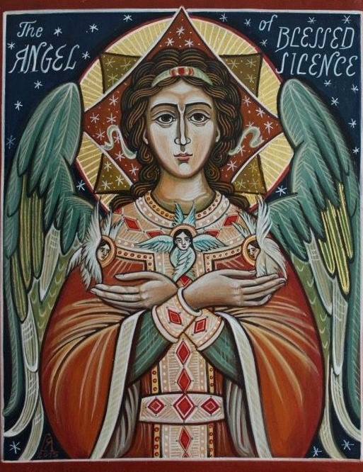 Angel of Holy Silence (2)