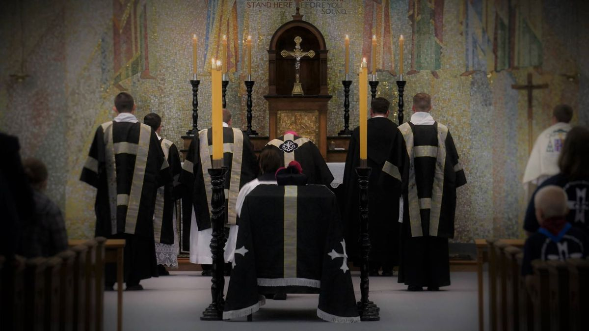 Black Funeral Vestments: The Remedy To Our Lutheran Tendencies
